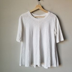 Wilt Anthropologie Trapeze T Short Sleeve Tee XS